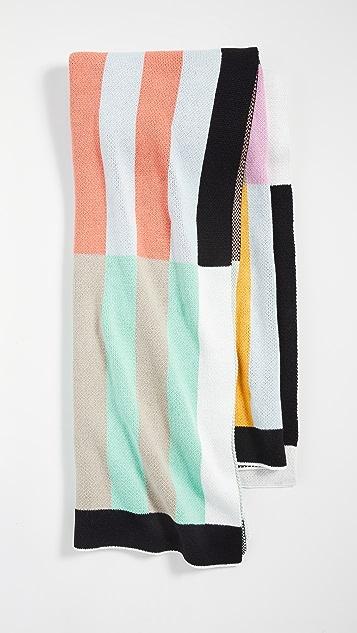 Shopbop @Home Dusen Dusen 针织毛毯