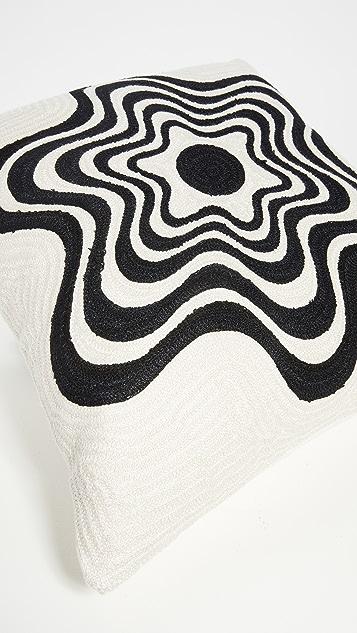 Shopbop @Home Dusen Dusen Embroidered Pillow