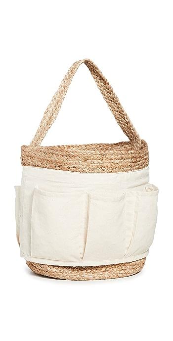 Shopbop @Home Vaughn Garden Bag - Natural