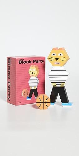 Shopbop @Home - 猫咪积木游戏