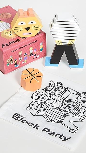 Shopbop @Home 猫咪积木游戏