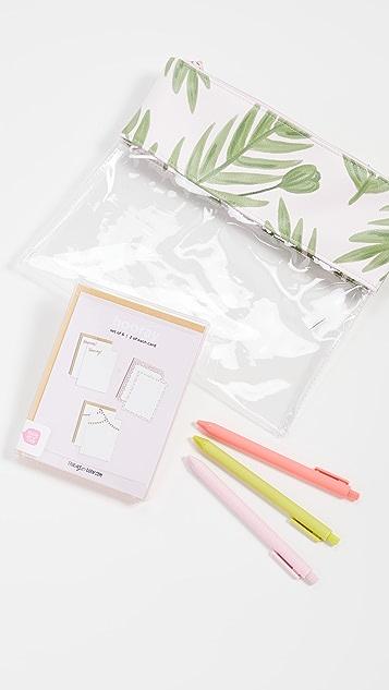 Shopbop @Home Buds Stationery Kit