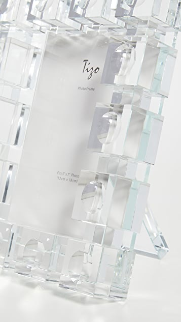 Shopbop @Home Tizo Crystal Picture Frame