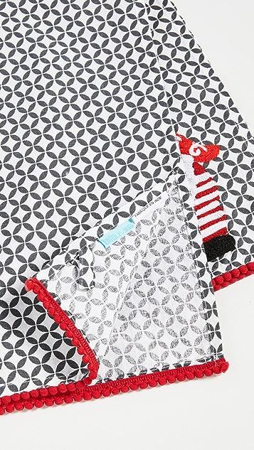 Shopbop @Home Gnome Tea Towel
