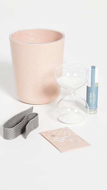 Shopbop @Home Seek Peace - Mindful Meditation Kit