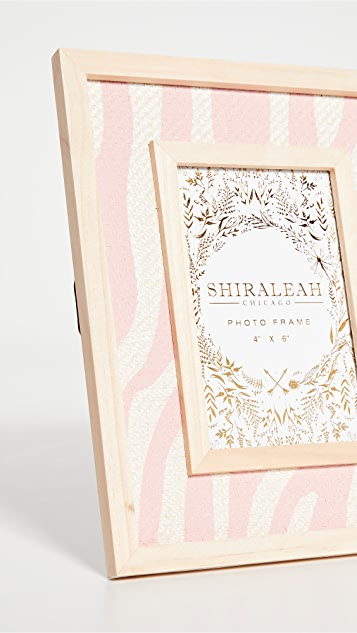 Shopbop @Home Melrose 4x6 Picture Frame