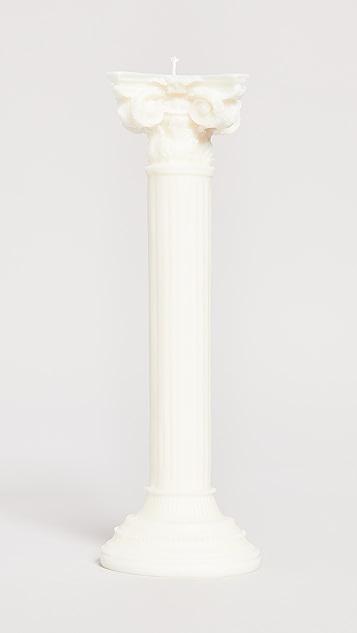 Shopbop @Home Extraordinary Roman Column Candle