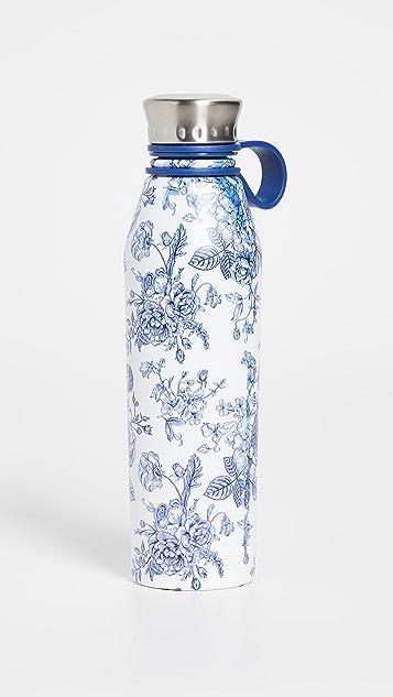 Shopbop @Home Dutch Floral Water Bottle
