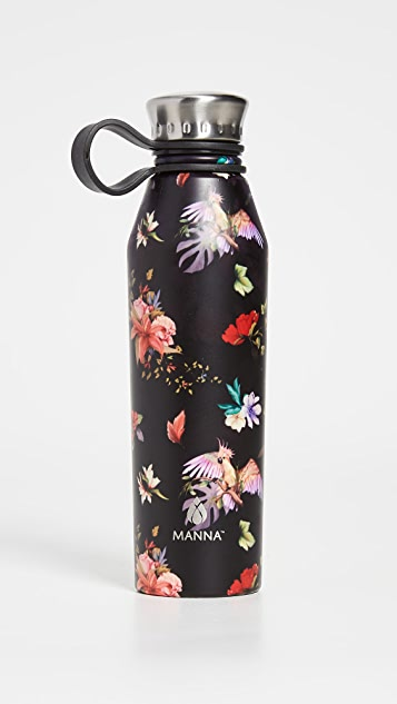 Shopbop @Home 18oz Haute Vintage Tropical Water Bottle