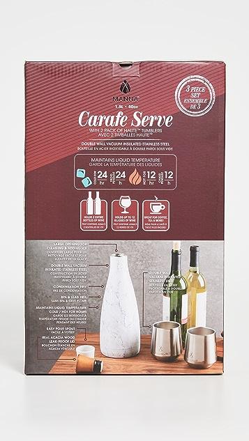 Shopbop @Home 50oz Carafe Serve Multi Pack Set
