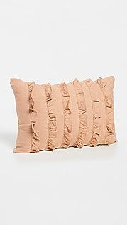 Shopbop @Home NFC Home 12 x 18 荷叶边枕头