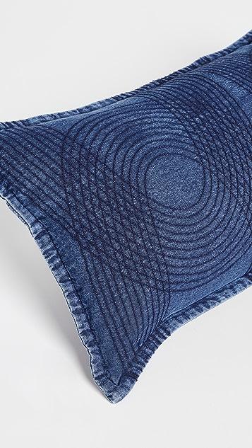 Shopbop @Home NFC Home Denim 枕头