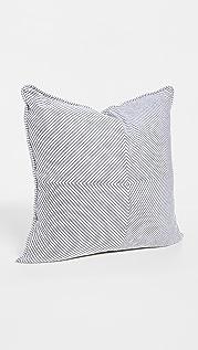 Shopbop @Home NFC Home 22 x 22 Cotton Seersucker Pillow