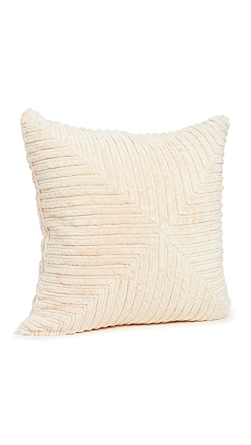 Shopbop @Home NFC Home 18 x 18 Corduroy Pillow