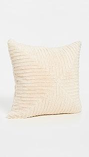 Shopbop @Home NFC Home 18 x 18 灯芯绒枕头