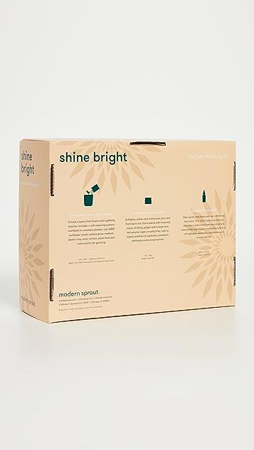 Shopbop @Home Shine Bright Radiant Positivity Kit