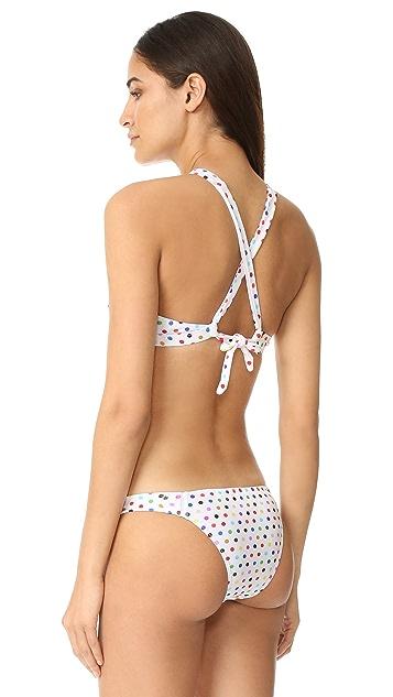 6 Shore Road Isla Bikini Top