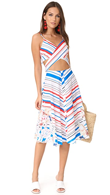 6 Shore Road Yacht Club Dress