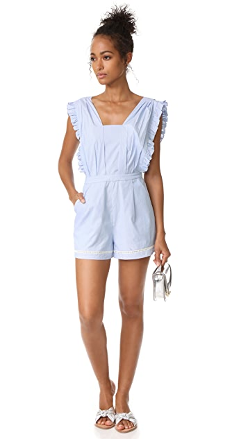 6 Shore Road Tropicale Romper
