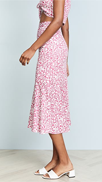 6 Shore Road Tidepool Midi Skirt