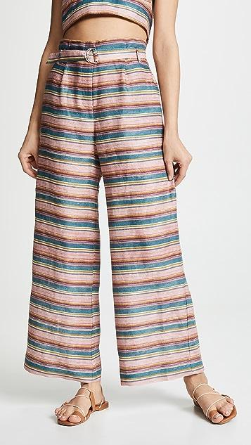 nadii Stripe Pants