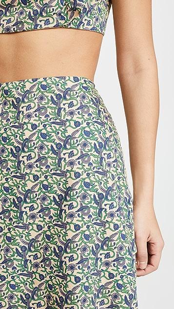 nadii Floral Skirt