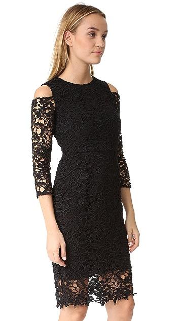 Shoshanna Pia Lace Dress