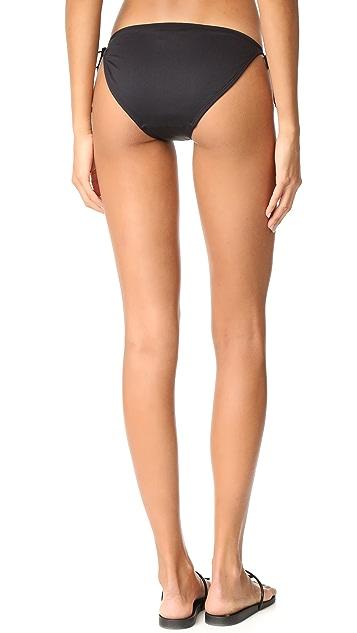 Shoshanna Clean String Bikini Bottoms