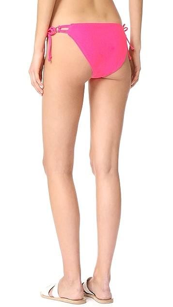 Shoshanna Multi String Bikini Bottoms