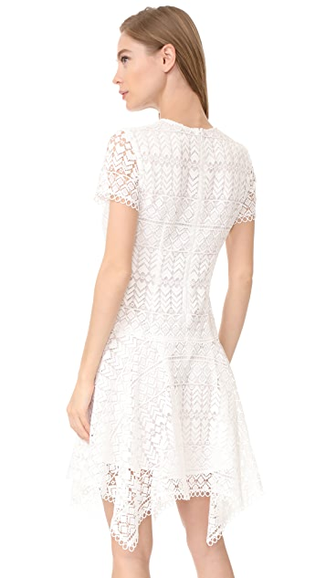 Shoshanna Laguna Dress