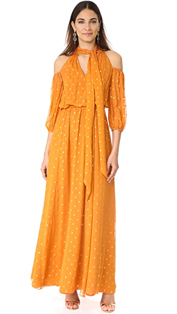 Shoshanna Laurel Maxi Dress