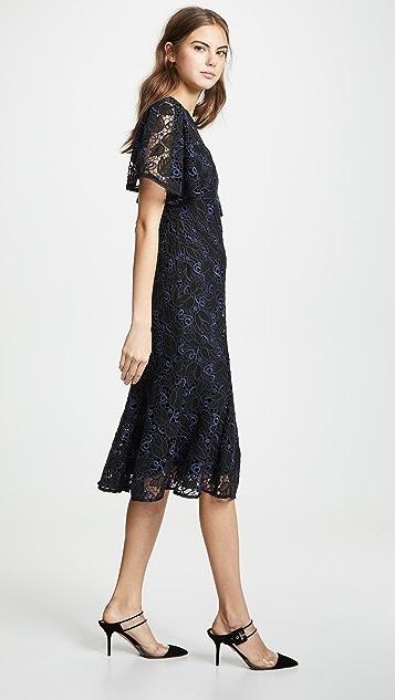 Shoshanna Harmonia Dress