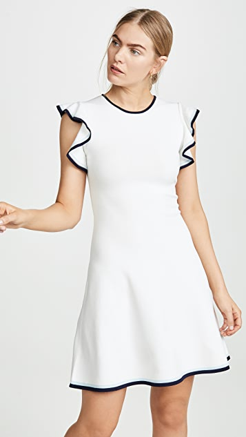 Shoshanna Saya Dress - White