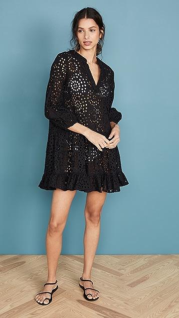 Shoshanna Umbrella Mini Dress