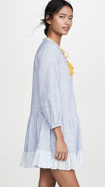 Shoshanna Мини-платье Umbrella