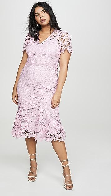 Shoshanna Платье Calandra
