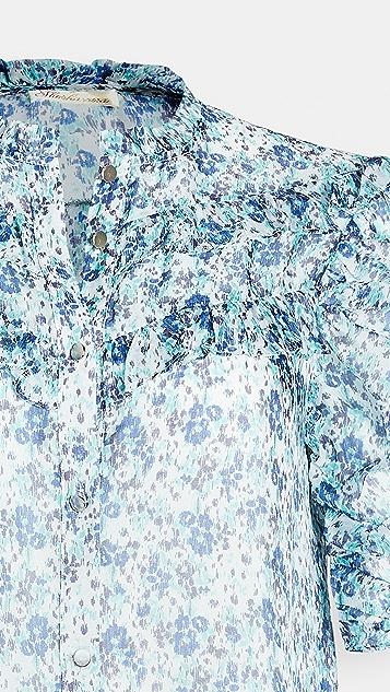 Shoshanna Terra 上衣