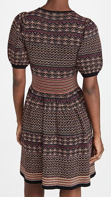 Shoshanna Tally Dress