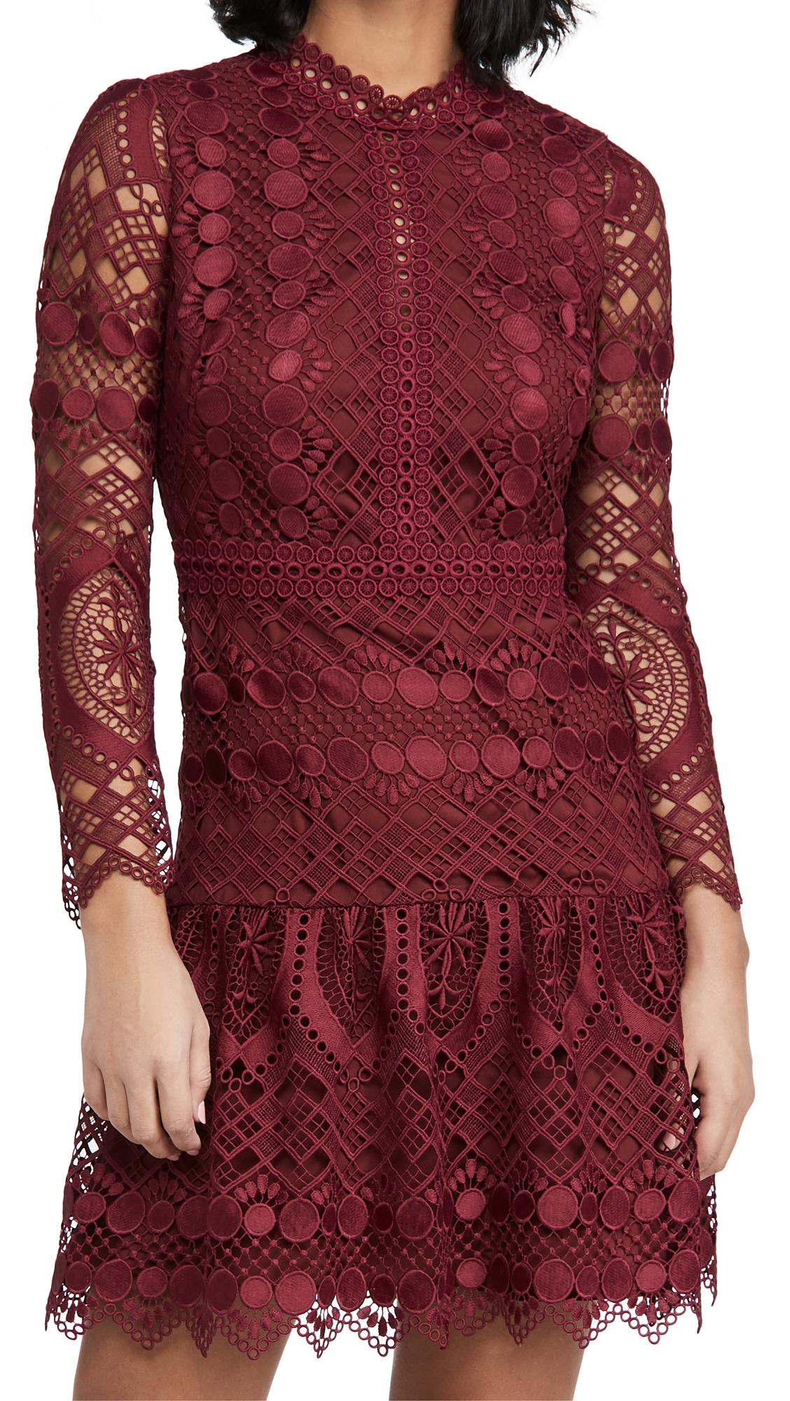 Shoshanna Alycia Dress