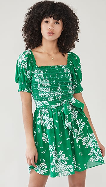 Shoshanna Cosmos Mini Dress