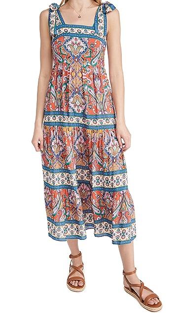Shoshanna Basel Dress