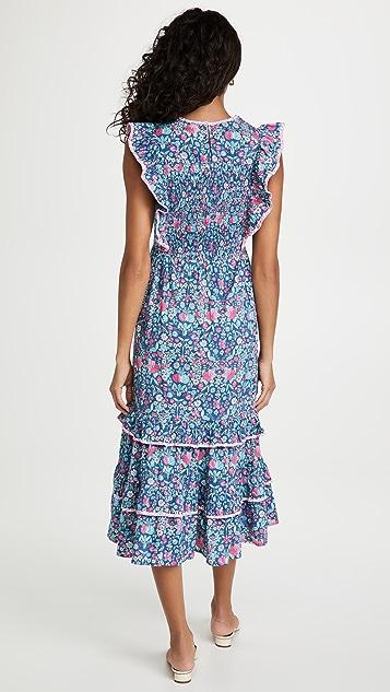 Shoshanna Taos Dress