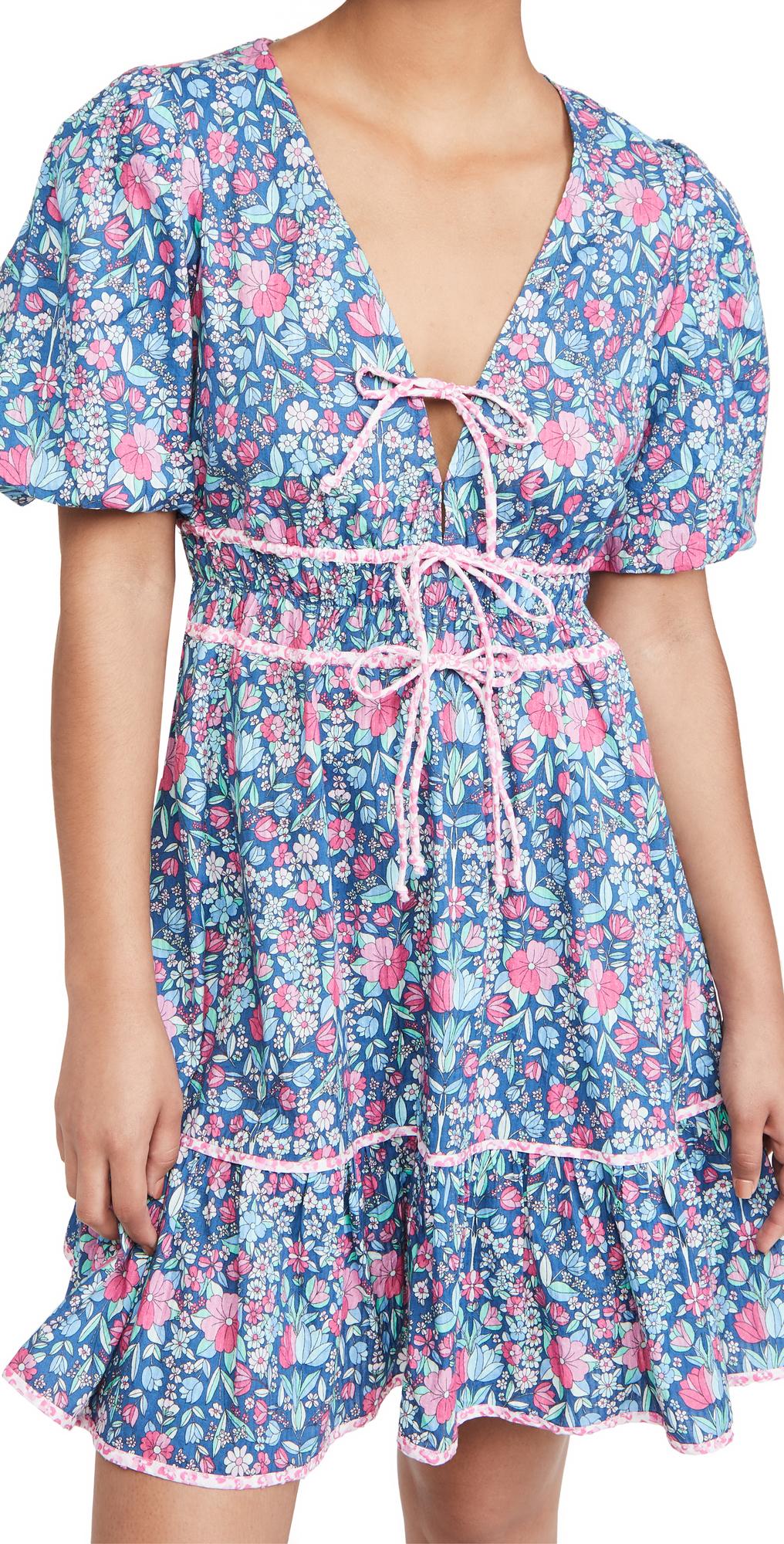 Shoshanna Tiska Dress