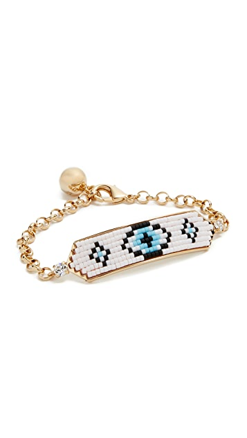 Shourouk Moodz Eye Bracelet