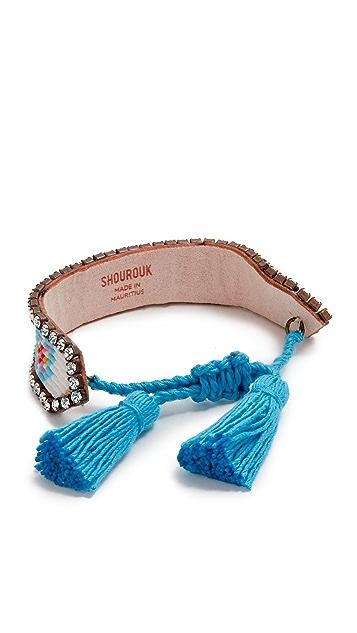 Shourouk Love Flower Bracelet