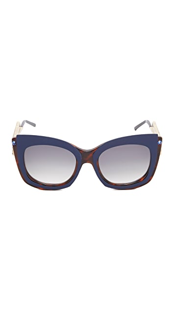 Shourouk Date Sunglasses