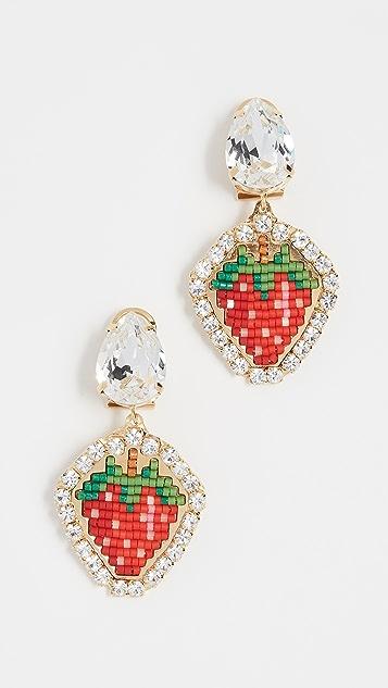 Shourouk Lolita Earrings 9bviv4eFyB