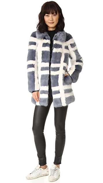 Shrimps Edith Coat