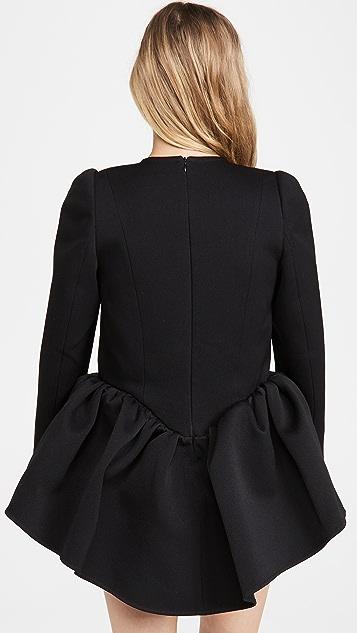 SHUSHU/TONG Tailoring Long Sleeve Dress