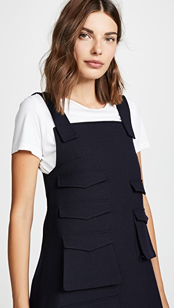 SHUSHU/TONG Pockets Dress